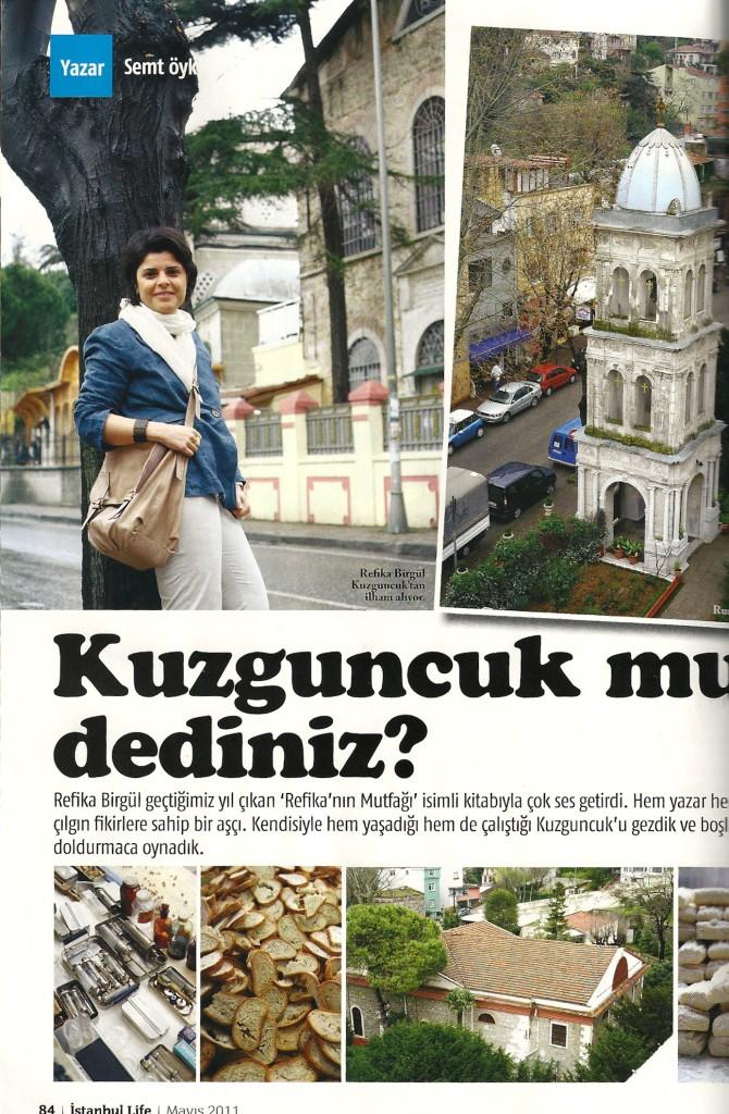 Sami Özbudak – İstanbul Life