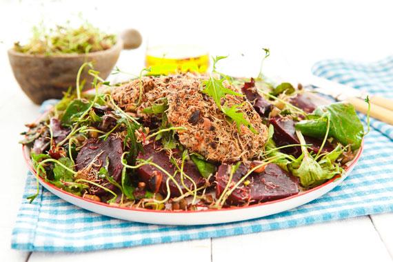 Pancarlı Çıtır Salata