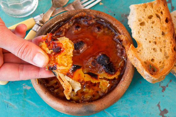 Pekmezli Dil Peyniri Tarifi