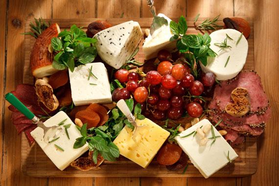 Peynir Tabağı Hazırlama