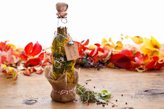 Aromatik Zeytinyağı Tarifi