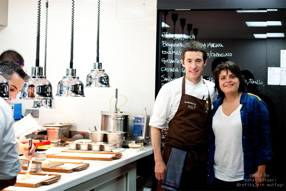 Dünyanın en iyi dördüncü restoranı Mugaritz'de bir gece