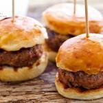 Şişte Burger Tarifi