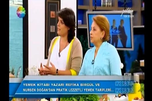Bulgurcu Teyze ve Refika Gülben'de – Show Tv