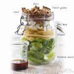 Kavanozda Dizi Dizi Salatalar – Hürriyet Cumartesi