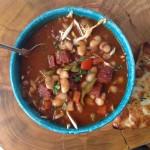 Tuzlu Aş, Ekmekli Sıvı: Çorba