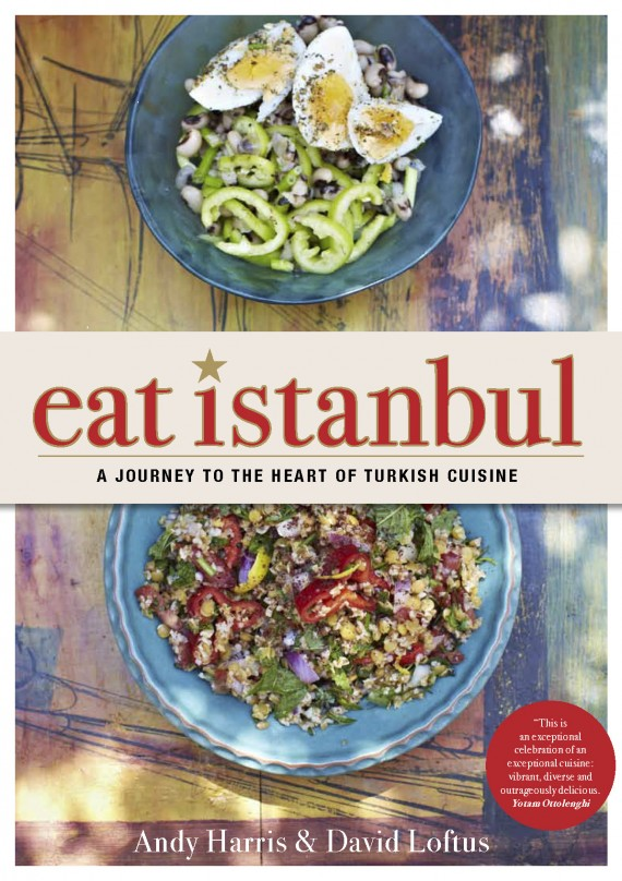 Eat Istanbul_Kapak