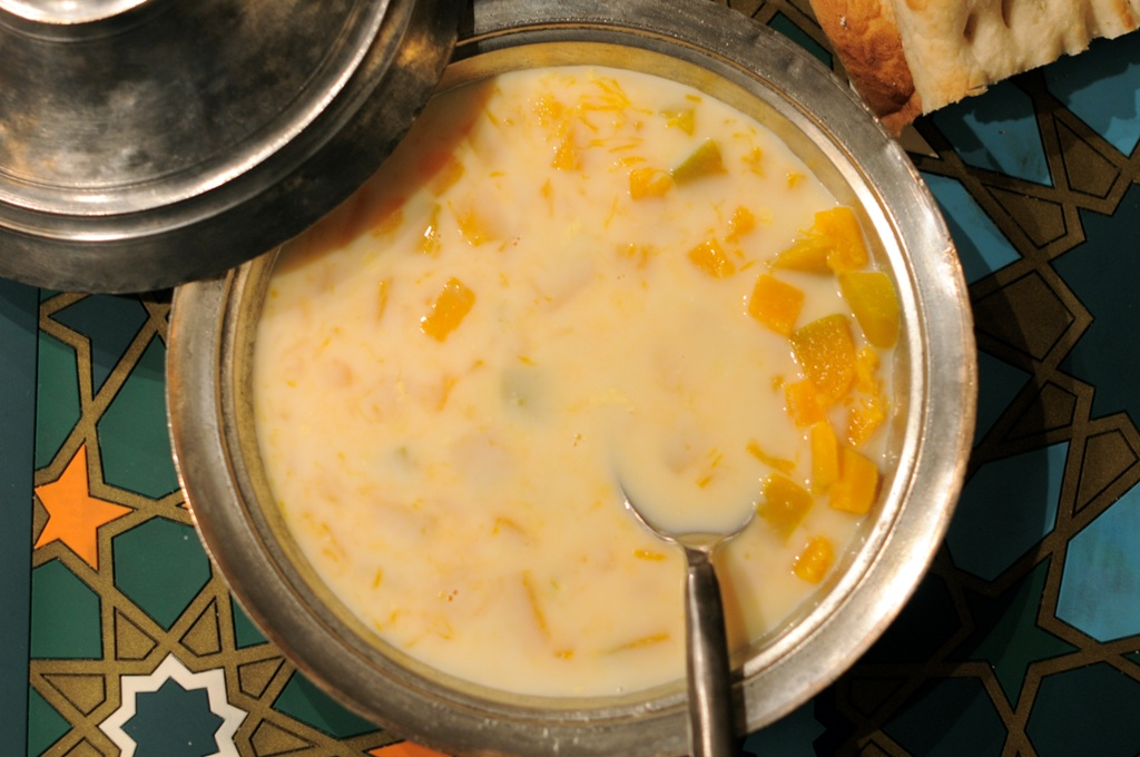 Balkabağı Çorbası Tarifi