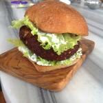Hellim Burger Tarifi