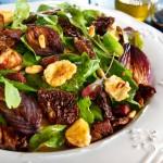 Kişnişli Yeşil Mercemek Salatası Tarifi
