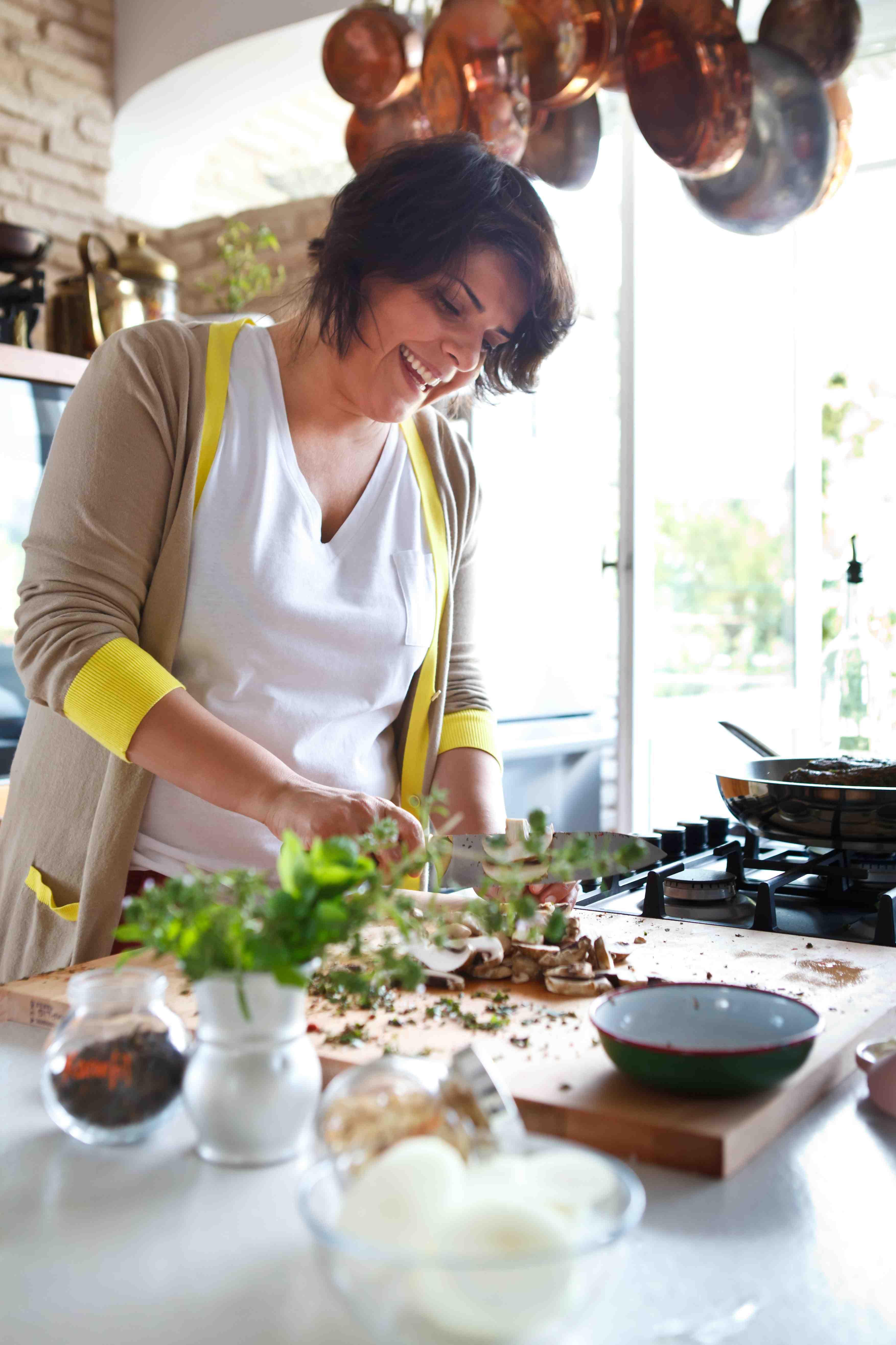 Aşçılık okuluna gitmek kurumsal işini bırakıp nefis yemekler