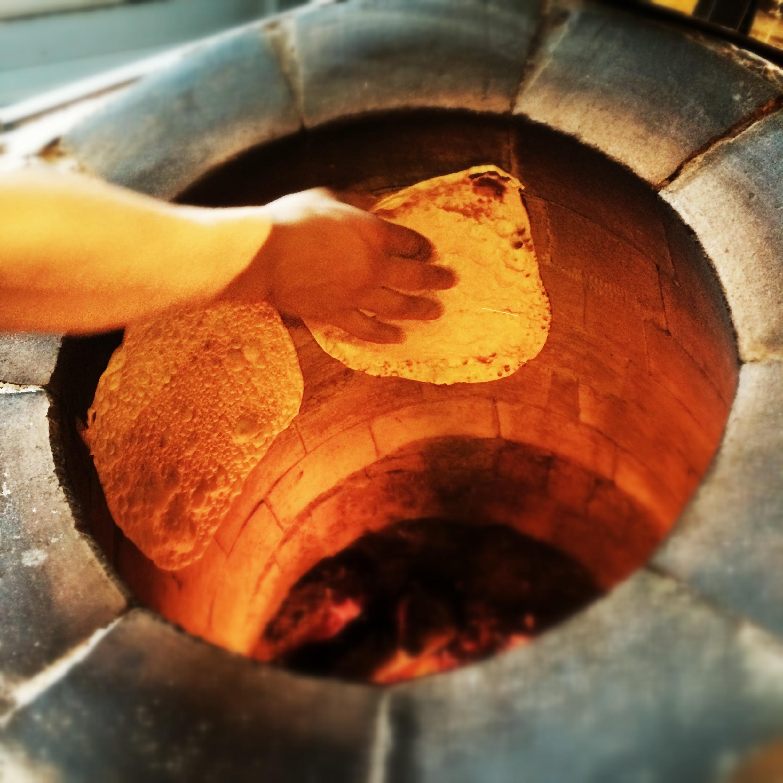 Как сделать тандыр из глины