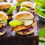 Minik Balık Burger Tarifi