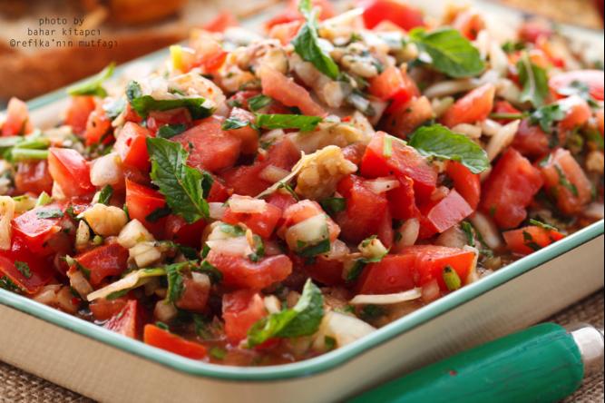 Refika'nın Gavurdağı Salatası