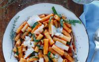 İtalyanlara Makarna Pişirmede Hodri Meydan!