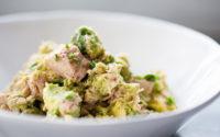Avokado, Ton balığı Salata