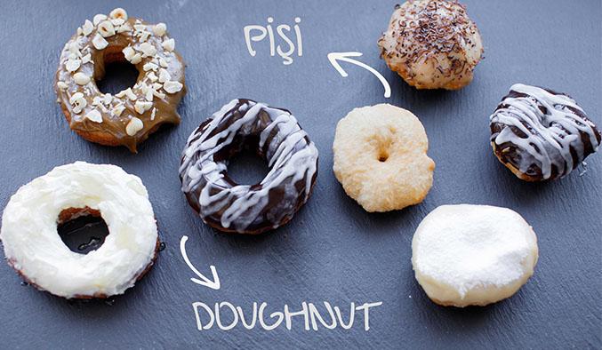 Pişi mi Doughnut mı?